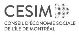 Logo Conseil d'économie sociale de l'île de Montréal