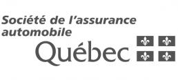 Logo Société de l'assurance automobile du Québec