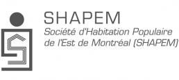Logo Société d'habitation populaire de l'Est de Montréal