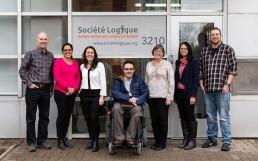 Conseil d'administration de Société Logique - 2019